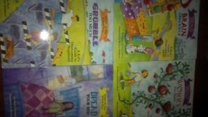 6-What to Do book series for Children with Anxiety,OCD,Sleeping