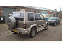 ISUZU TROOPER 3 LITRE TURBO DIESEL CITATION