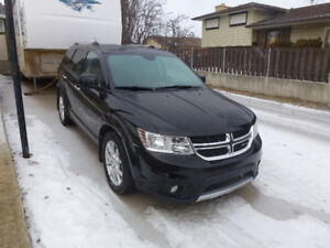 2014 Dodge Journey R/T SUV, Crossover,7pass,DVD,remote starter