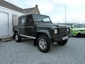 2005 (05) Land Rover 110 Defender County Double Cab Pick Up 2.5 Td5