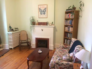 Huge 2br flat in downtown Halifax (Sept. 1)
