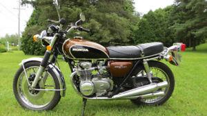 1972 honda cb 500
