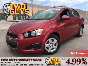 2013 Chevrolet Sonic LT | | BLUETOOTH | CRUISE CONTROL |