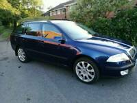 Skoda octavia estate 79k FSH fully loaded