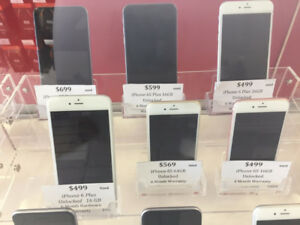 Pre-owned Unlocked iPhones & Samsung Phones With Warranty | cell