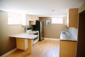 Bright Spacious 1 Bedroom Basement Apartment