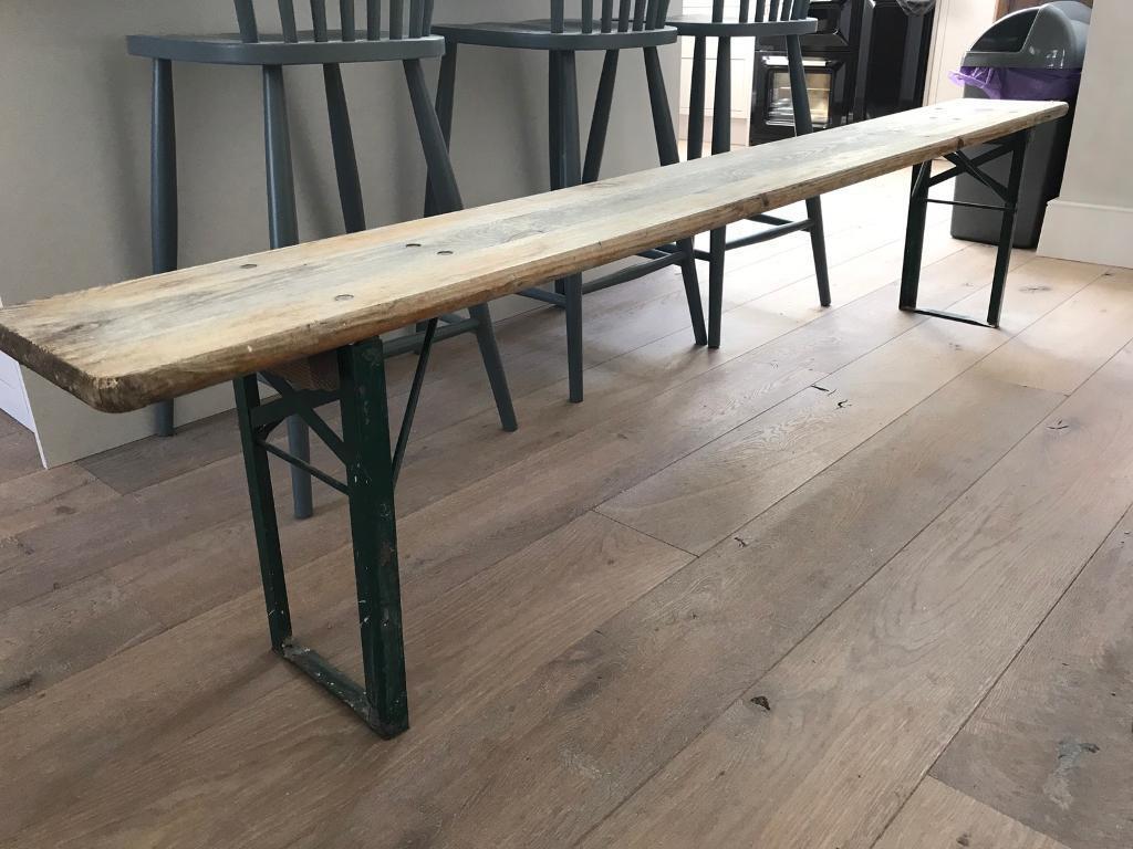 vintage school benches | in brighton, east sussex | gumtree