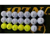 Srixon AD333 Golf Balls..20 Total..VGC