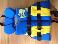 Fluid Infant life jacket 9-14kg/20-30lbs