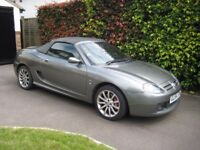 MG TF 135 Spark 2005 - New Head Gasket, Cambelt + More