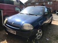 Renault Clio 1.4 low mileage
