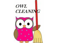 OWL CLEANING SERVICE . BEST PRICES!