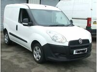 Fiat Doblo SX Multijet 1.3 white Panel van -2012 £3000 ono