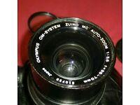 Zuiko 35-70mm f3.6 iconic lens!