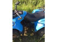 Yamaha yfm 225 farm quad