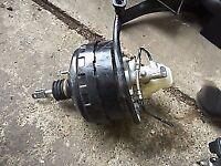 bmw e90 3 series 320 d brake servo for sale call parts