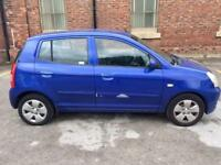 2006 Kia Picanto LX 1.1 5 Door Drives Superb.