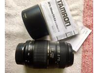 Tamron 70-300 lense for a Nikon camera