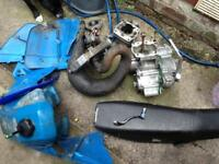 Parts for sale Tm kx rm 125 250