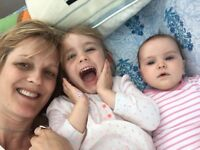 Looking for a live in Au Pair starting Sep 2017, help with two children and housework