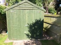 Shed for sale - buyer must dismantle