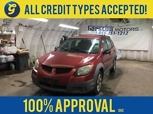 2003 Pontiac Vibe *****AS IS CONDITION AND APPEARANCE*****KEYLES