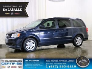 2013 Dodge Grand Caravan Crew //  Stow'n'Go The family vehicle p
