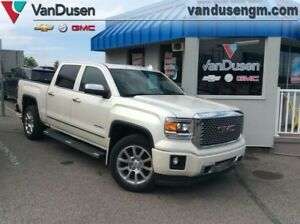 2015 GMC Sierra 1500 Crew 4x4 Denali / Short Box  - Certified -