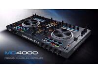 Denon MC4000 DJ Controller BRAND NEW UNOPENED