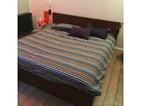 Ikea Malm Bed 180 x 200