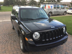 2014 Jeep Patriot with Extended Warranty, LOW KM
