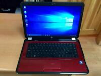 Hp G6 HD 4GB Ram Fast Laptop 320GB,Window10,Microsoft office,Ready,Excellent condition