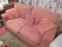 SofaBed - Terracotta Colour