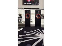 Cerwin vega VE 8 floor standing speakers