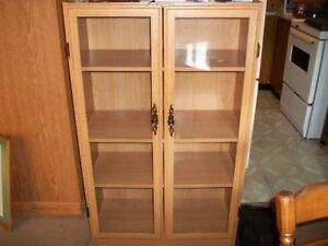 Estate Sale-MUST SELL BY END OF JULY!!!-Shelves/hutches/storage