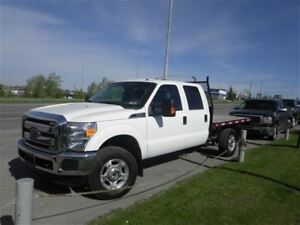 2016 Ford F-350 Crew Cab | 4WD | 7 ft Deck