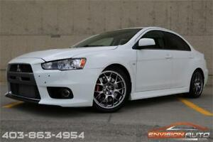 2010 Mitsubishi LANCER EVOLUTION MR - EVO X - TOURING - LEATHER