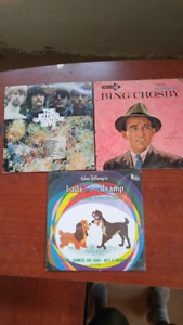 Enderby: Records 5$ each