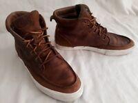Ralph Lauren POLO Tedd Brown Leather/Suede Shoe