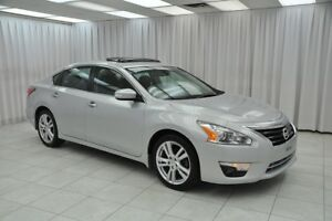 2014 Nissan Altima 3.5SL V6 SEDAN w/ BLUETOOTH, BOSE® AUDIO, HEA