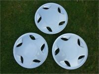 Citroen Xantia wheel trims - unused. 3 in total.