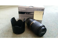 Tamron SP70-300mm f/4-5.6 Di VC USD (Canon fit)