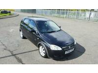 2005 Vauxhall Corsa 1.2 twinport, Long Mot, Ideal first car!