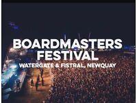 Boardmaster ticket