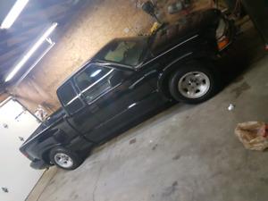 02 Chevy s10