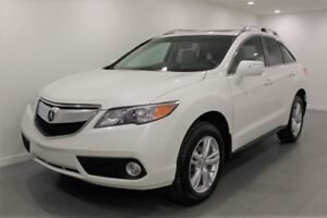 2015 Acura RDX AWD|Nav|Cam|Heated Leather