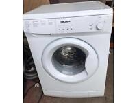 WHITE BUSH WASHING MACHINE