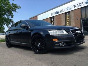 2010 Audi A6 SUPERCHARGED S-LINE | NAVIGATION | REVERSE CAMERA