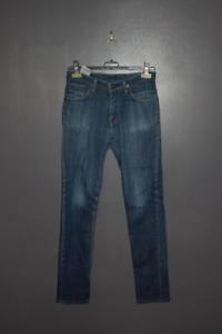 Levi's 510 30x30 Super Skinny Medium-Wash Denim Jeans