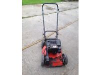 Broken lawn mover for spares